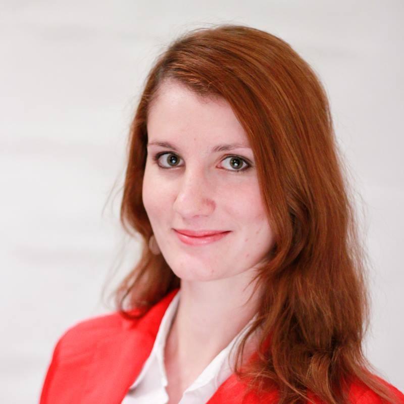 Pavla Trávníčková, Marketing Manager